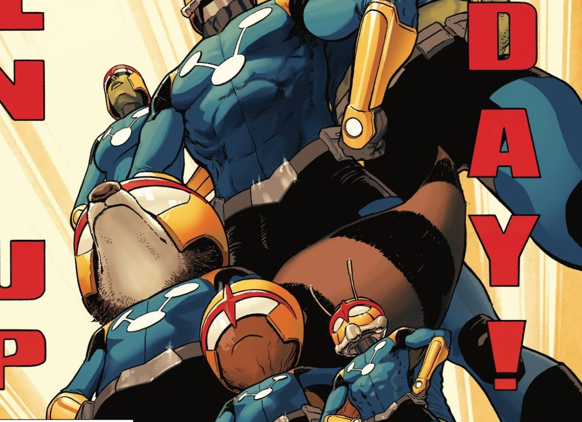 Guardians of the Galaxy #146 Review