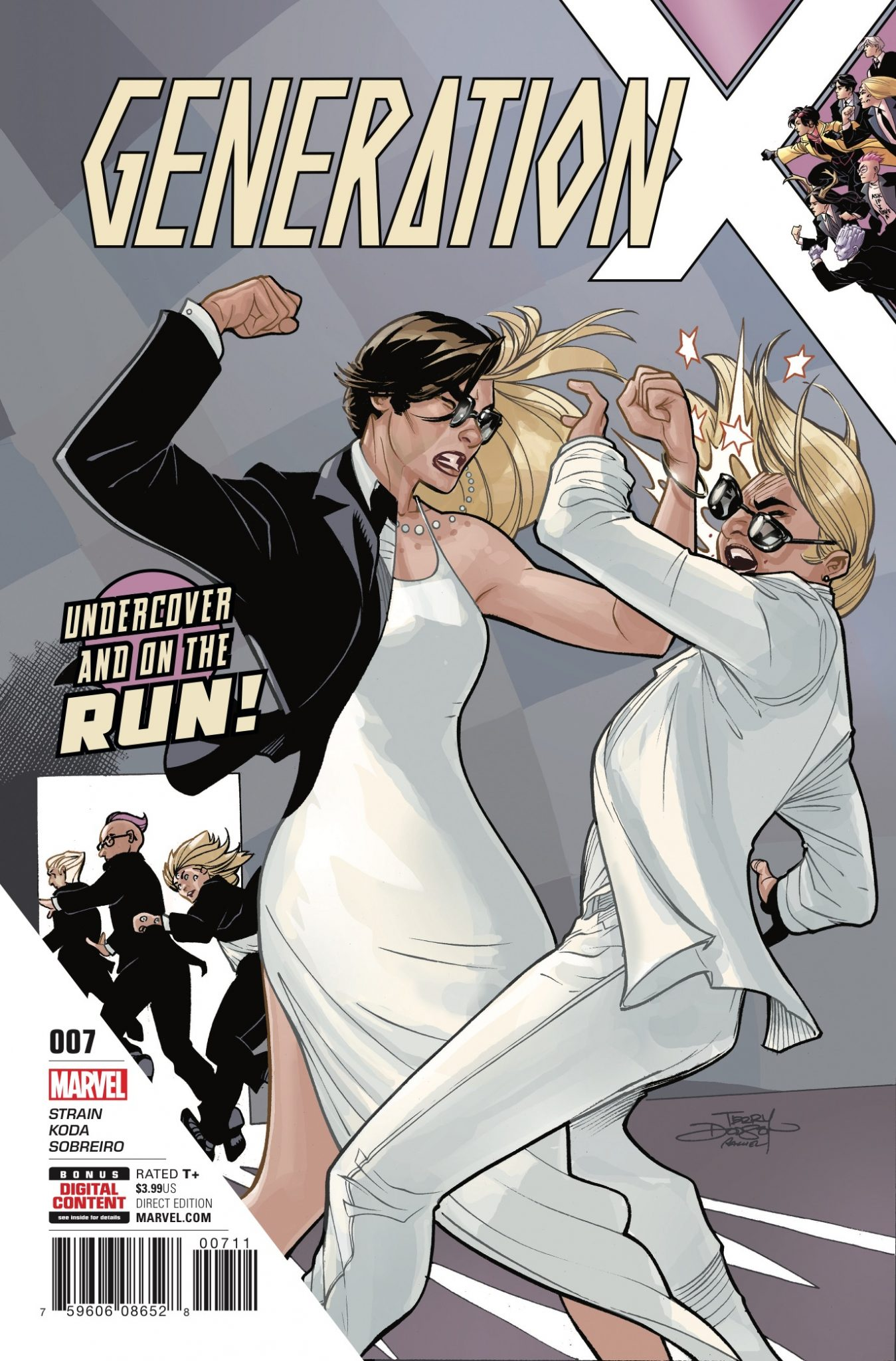 Generation X #7 Review