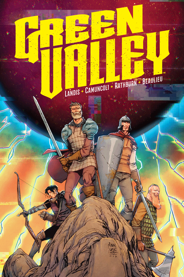 Max Landis' 'Green Valley' is a refreshingly fun, unconventional medieval tale