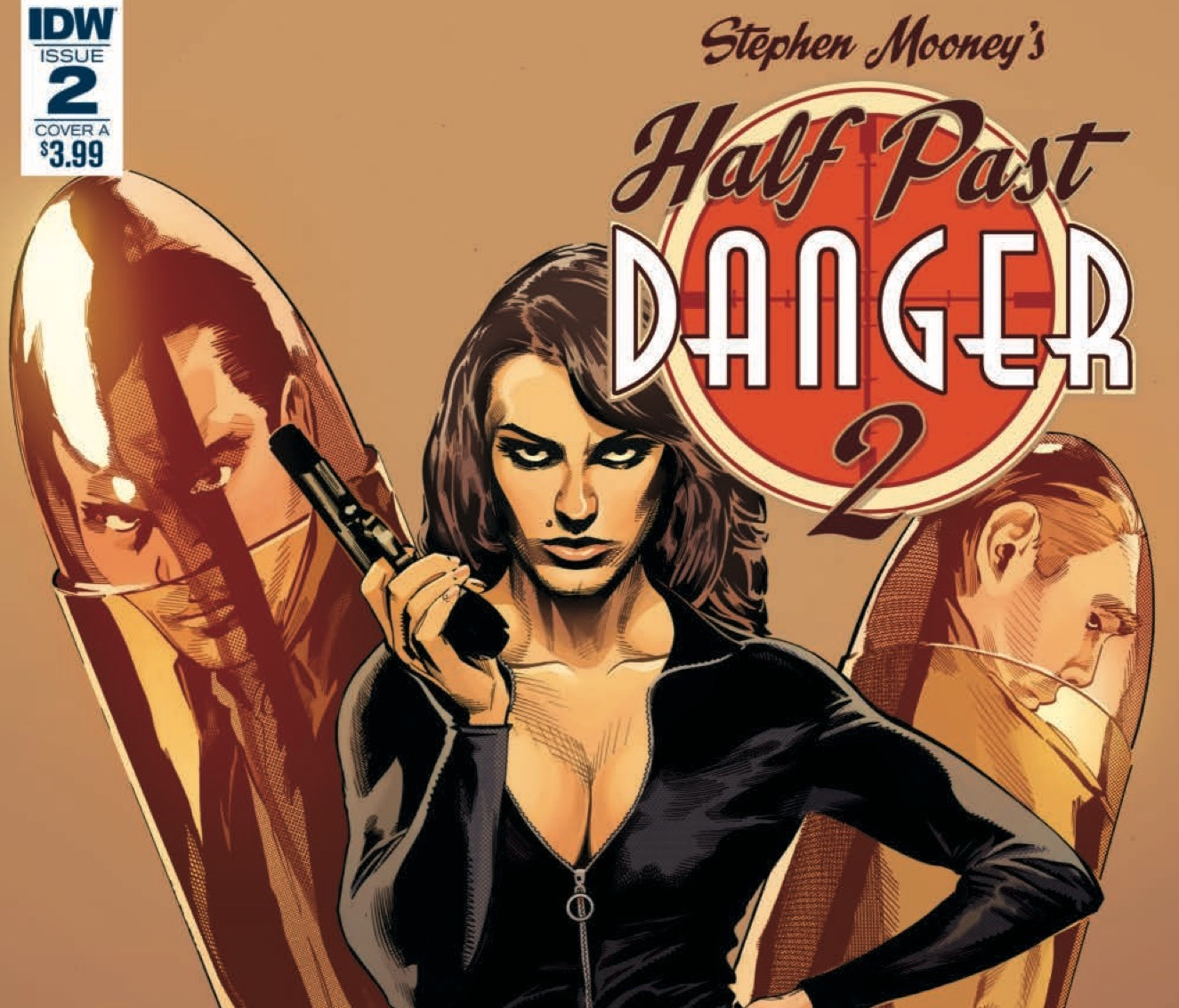 [EXCLUSIVE] IDW Preview: Half Past Danger II: Dead To Reichs #2