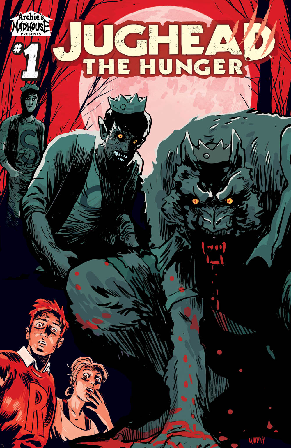 Archie Preview: Jughead the Hunger #1