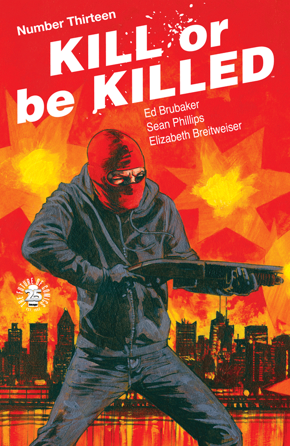 Kill or Be Killed #13 Review
