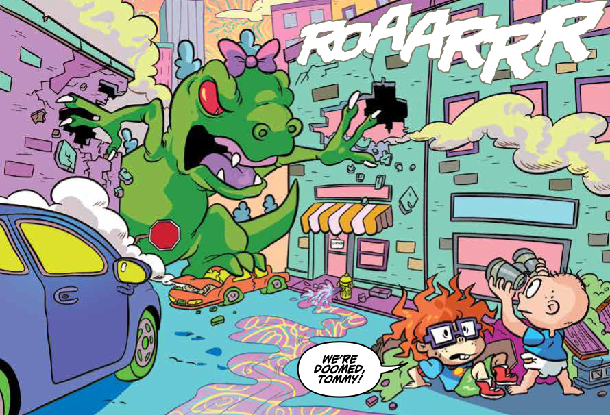 Rugrats #1 Review