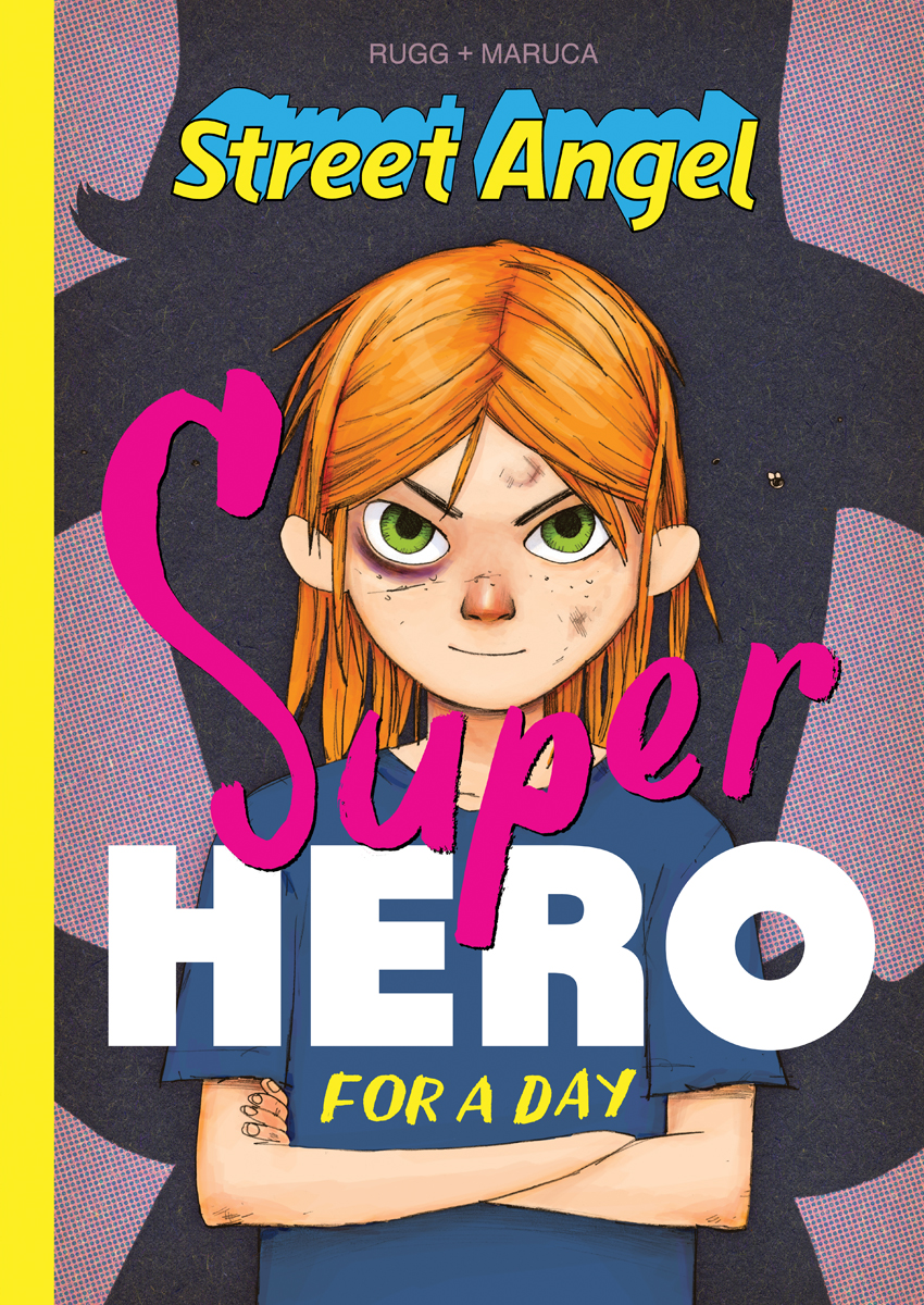 Creator Jim Rugg discusses 'Street Angel: Superhero For A Day'