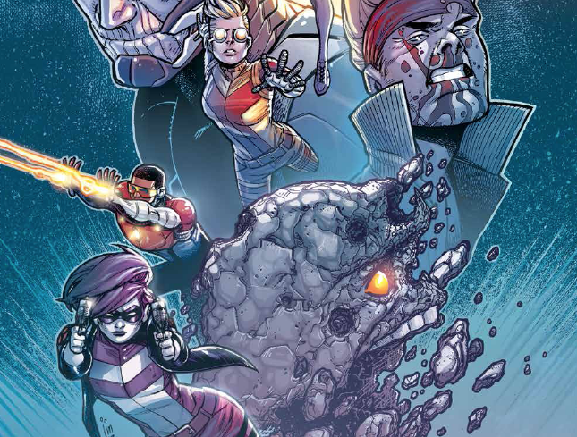 Youngblood #6 Review