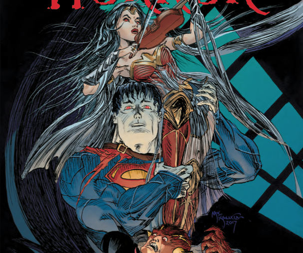 DC House of Horror #1 Review