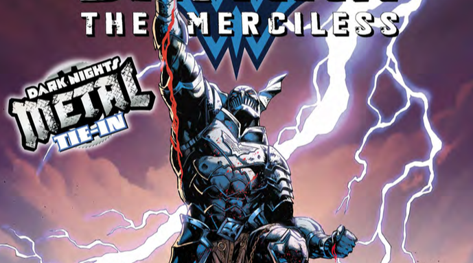 Batman: The Merciless #1 Review