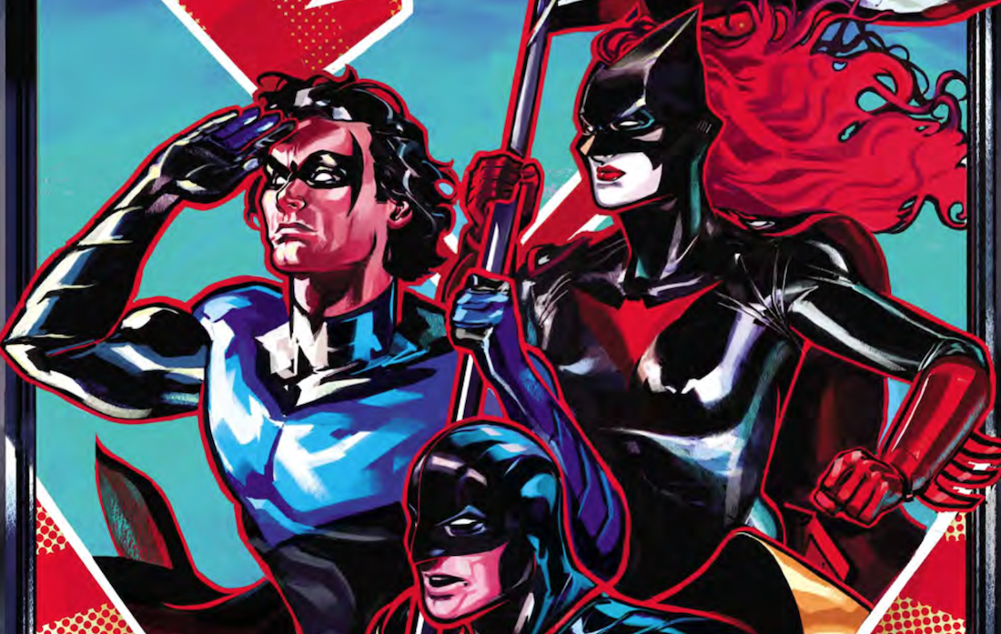 Nightwing: The New Order #3 Review