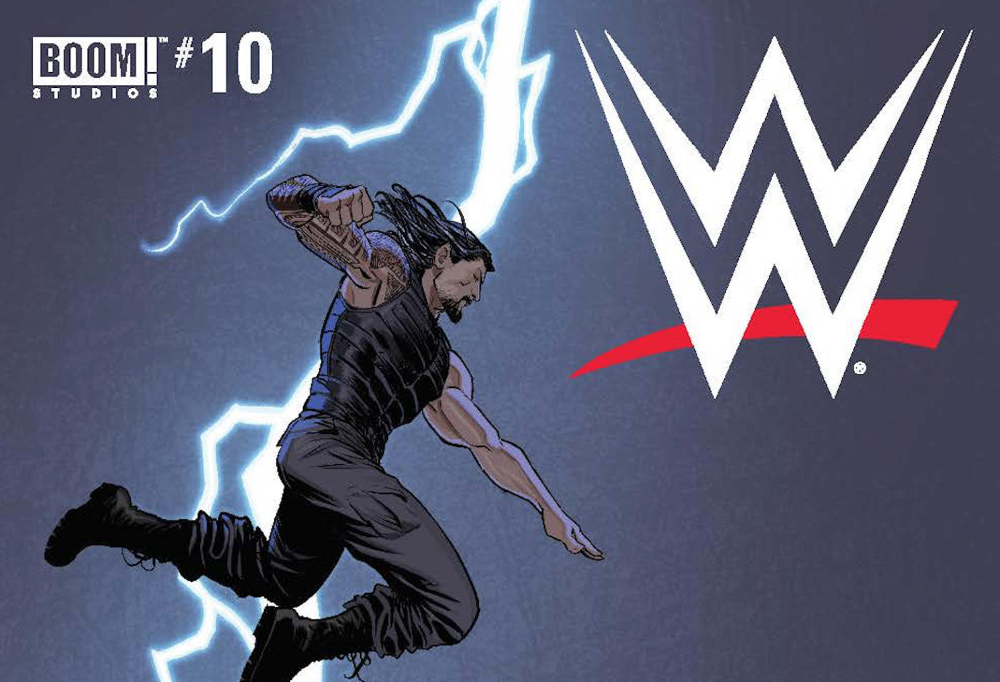 WWE #10 Review