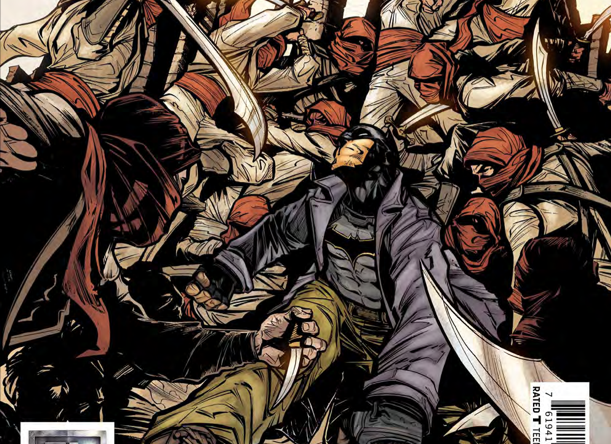 Batman #34 review: A fight comic with heart