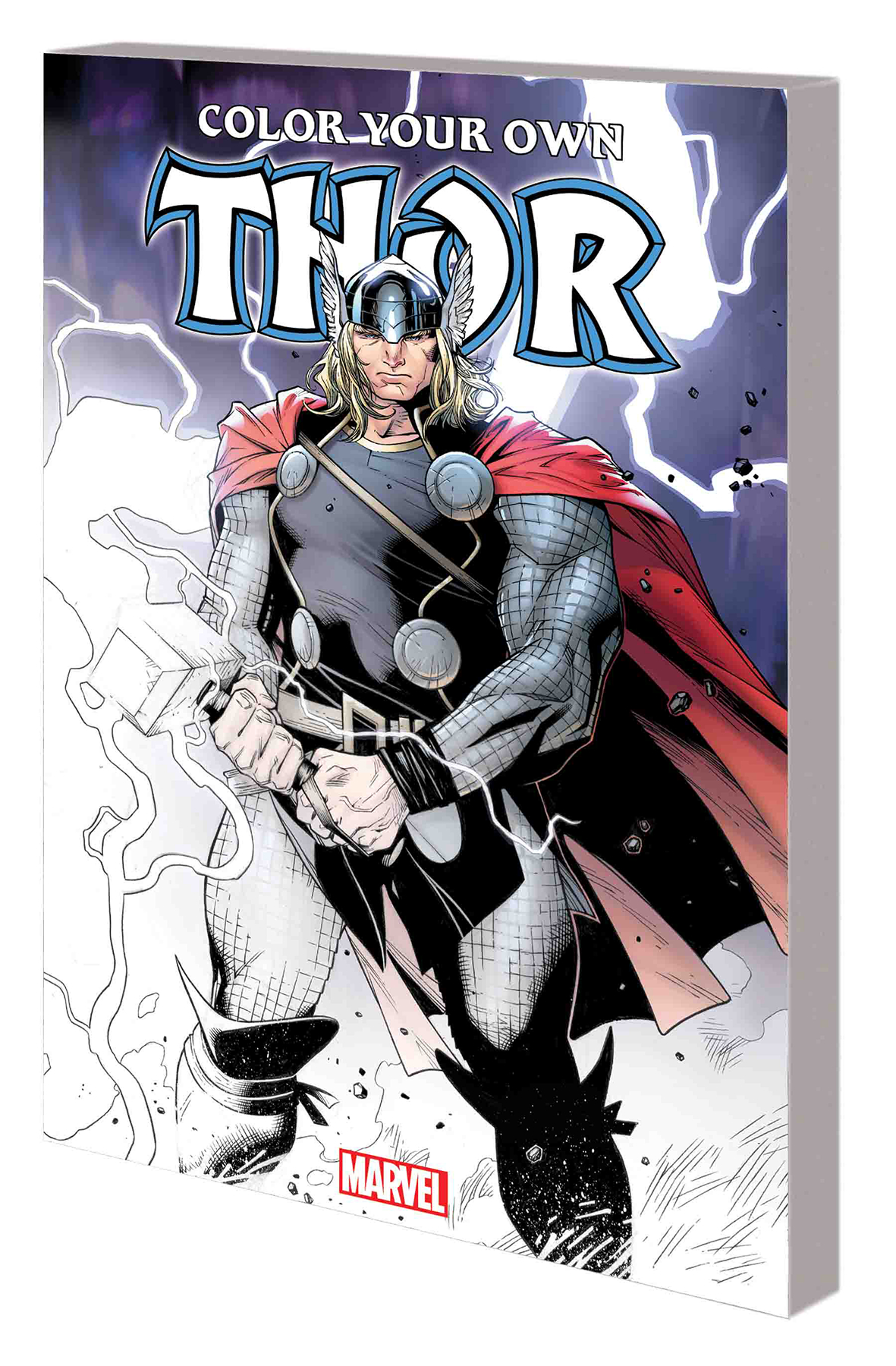 Color Your Own: Thor Review