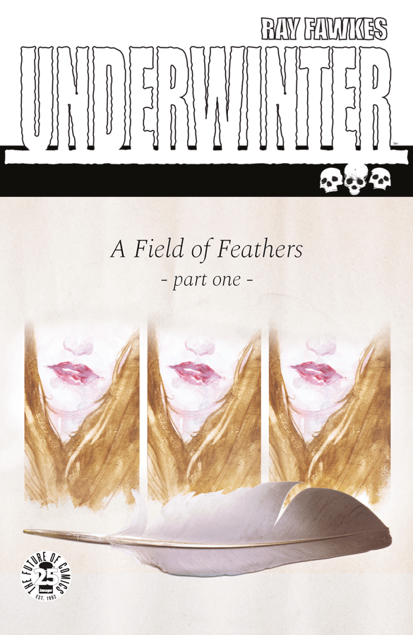 Underwinter: A Field of Feathers #1 Review