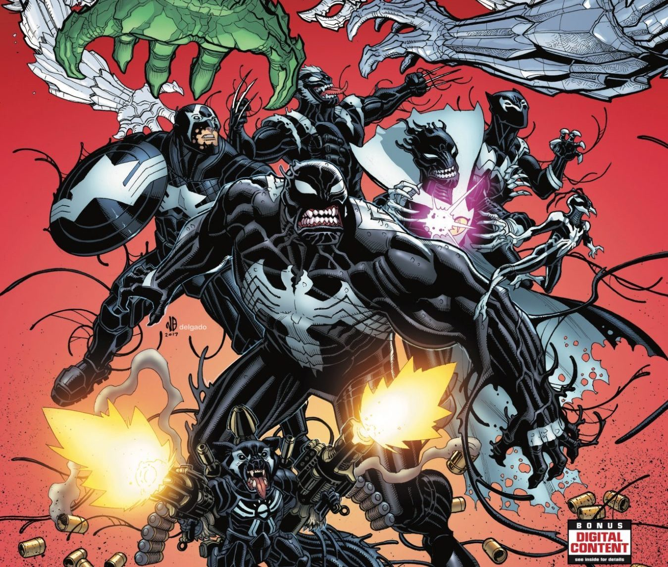 Venomverse #5 Review