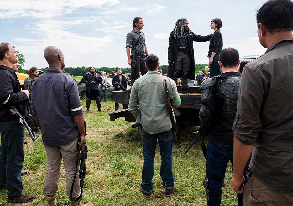 The Walking Dead: Season 8, Episode 1 'Mercy' review