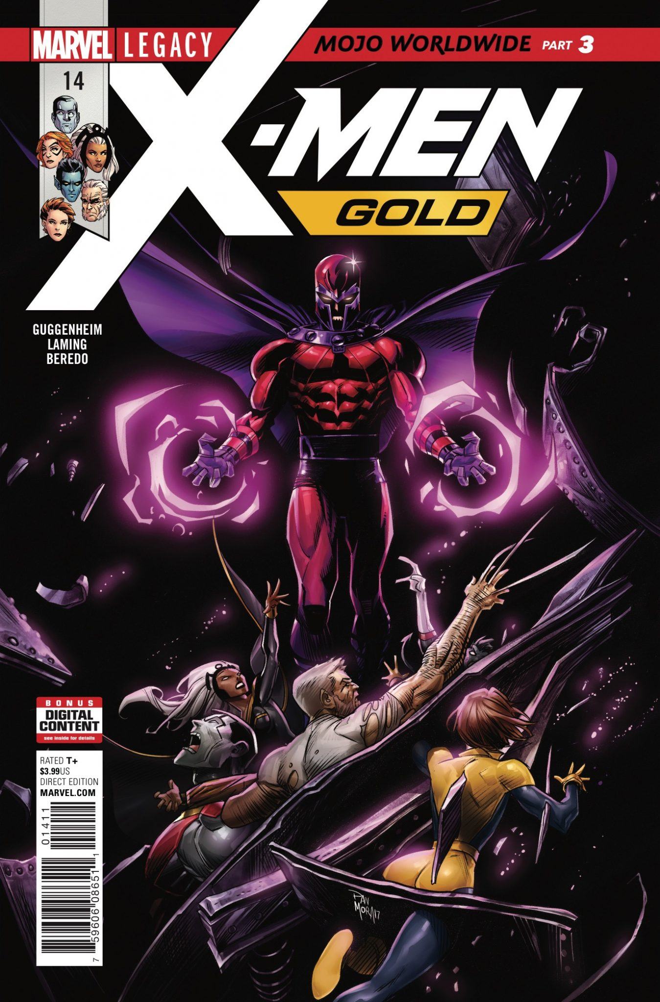 X-Men: Gold #14 Review