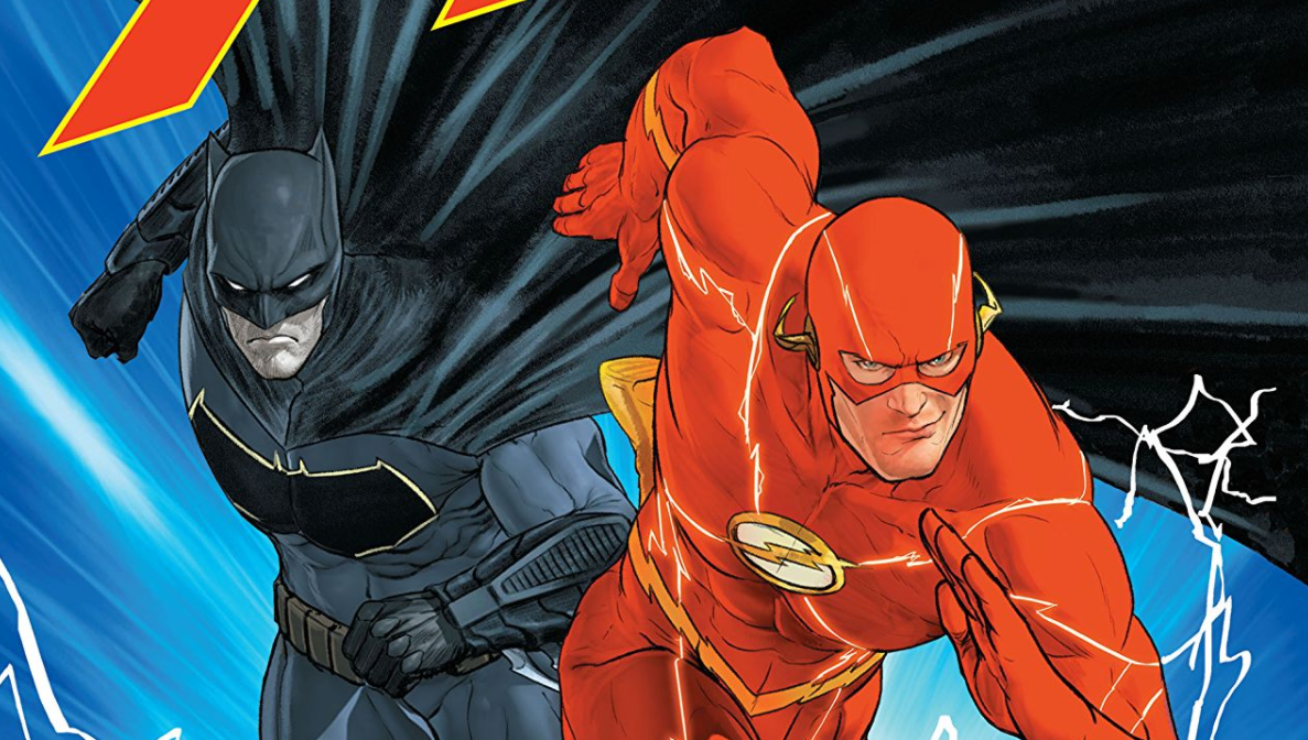Batman/Flash: The Button Deluxe Edition review: strong characterization for both title characters carries this crossover