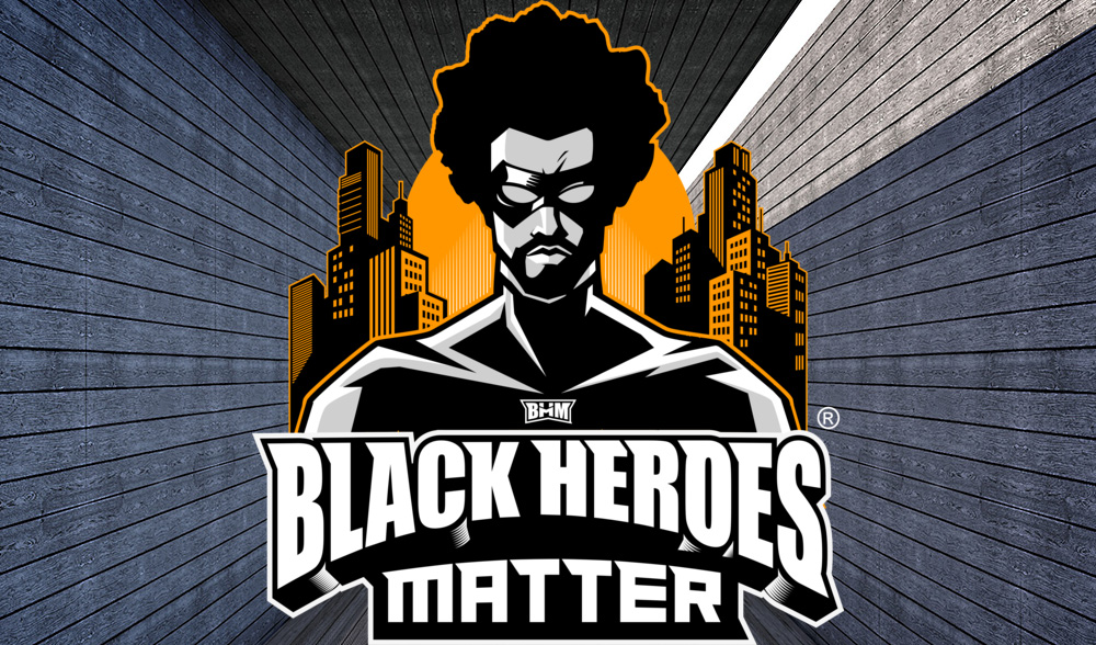 Black Heroes Matter fights for a better future at New York Comic Con