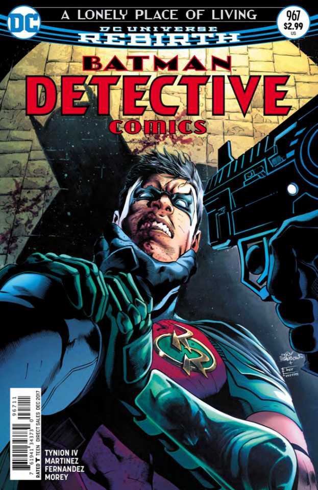 Detective Comics #967 Review
