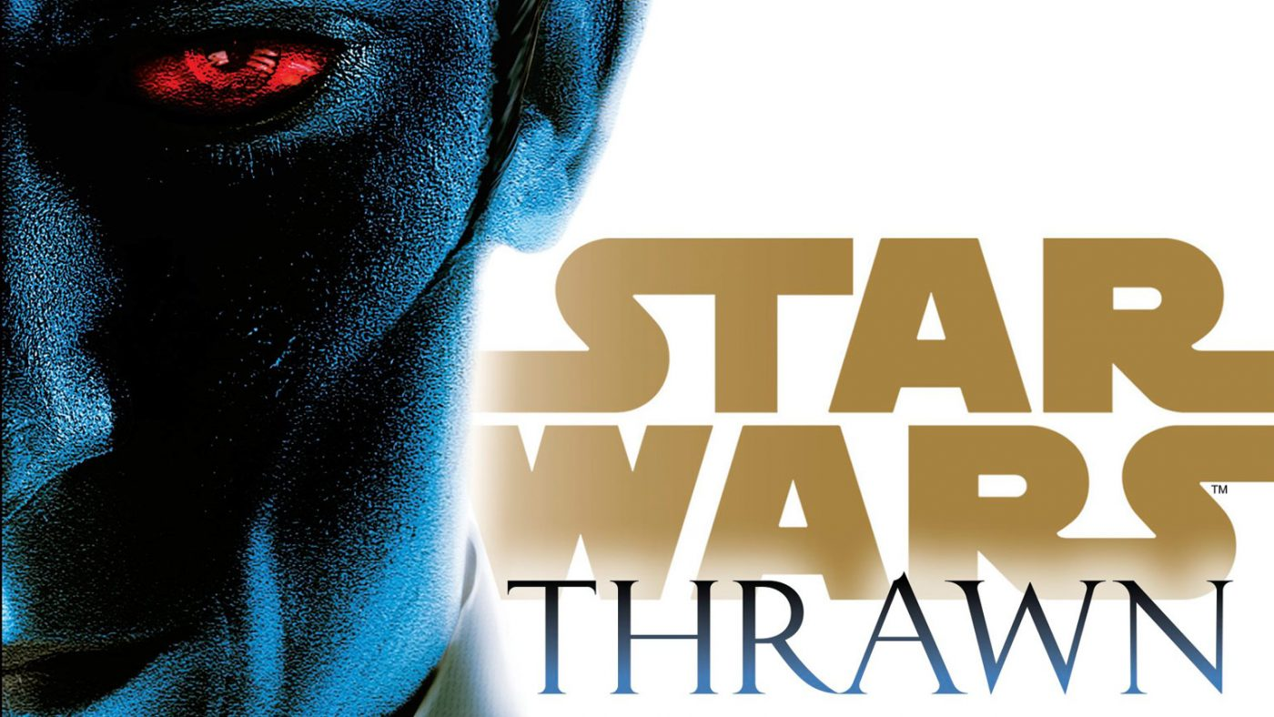 'Star Wars: Thrawn' review: A perfect re-introduction of a beloved EU character into the new canon