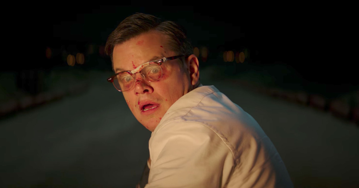 Suburbicon: Fargo, but in the suburbs, and way worse