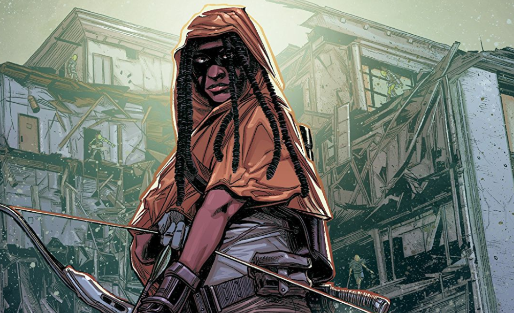 The Realm #2 Review