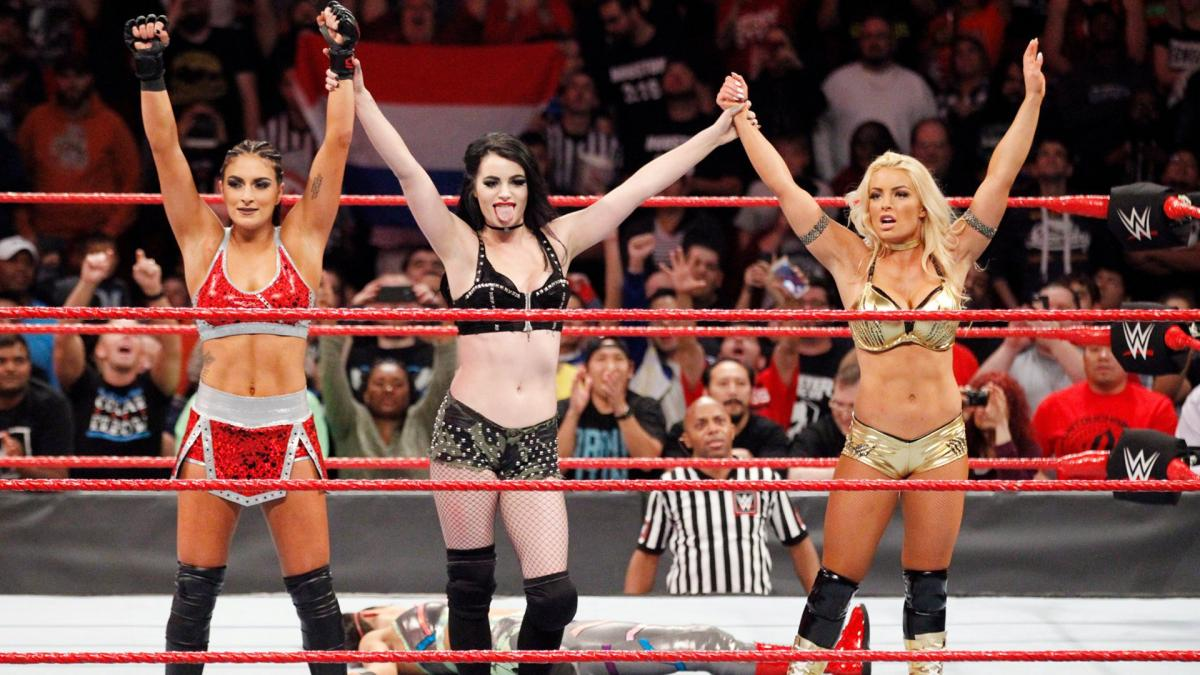 The Anti-Diva returned to WWE and wreaked havoc like only she can.