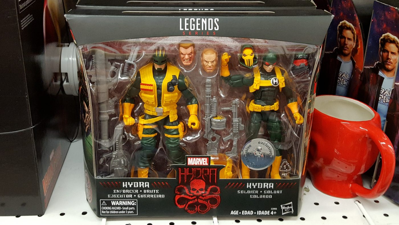 "[VIDEO] The exclusive Toys ""R"" Us Hydra 2-pack! A review!"