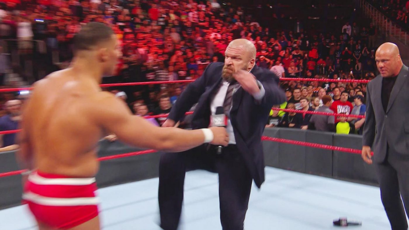 Raw shakes things up on the Survivor Series go-home show.