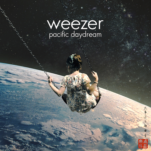 """Weezer's new album, """"Pacific Daydream,"""" features a reference to the Star Wars planet Hoth."""