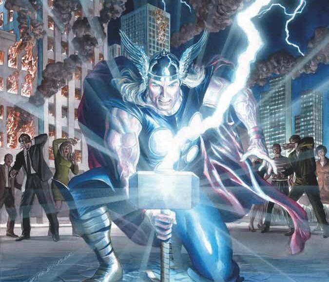 The Mighty Thor #701 Review