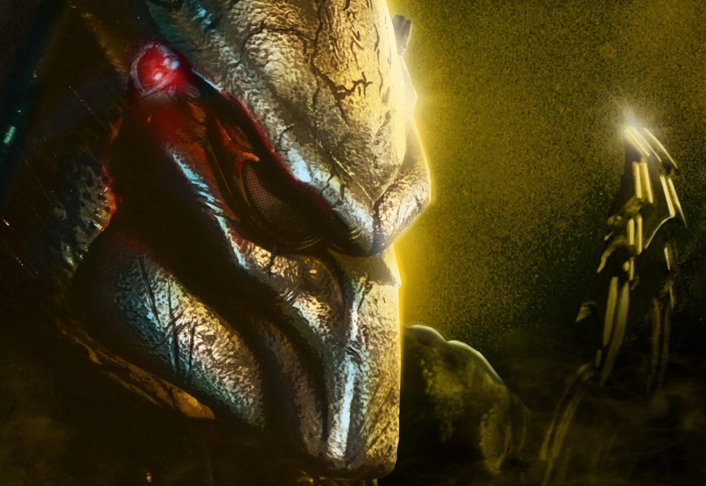 'Predator: If It Bleeds' review: Get to the bookstore!