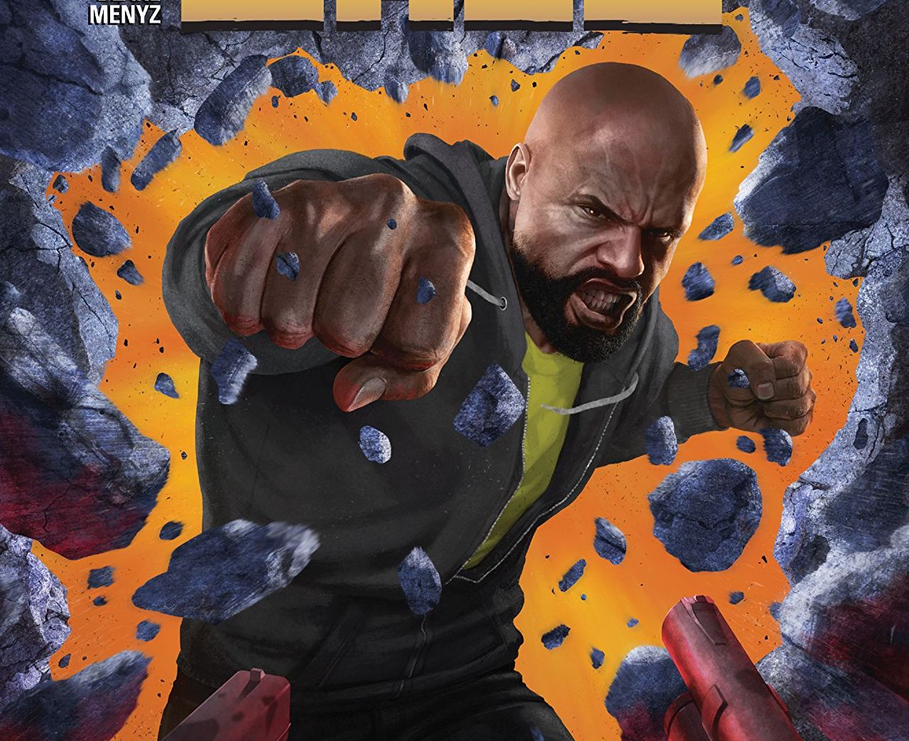 'Luke Cage Vol. 1: Sins of the Father' review: Fun, dramatic, and a great beginning