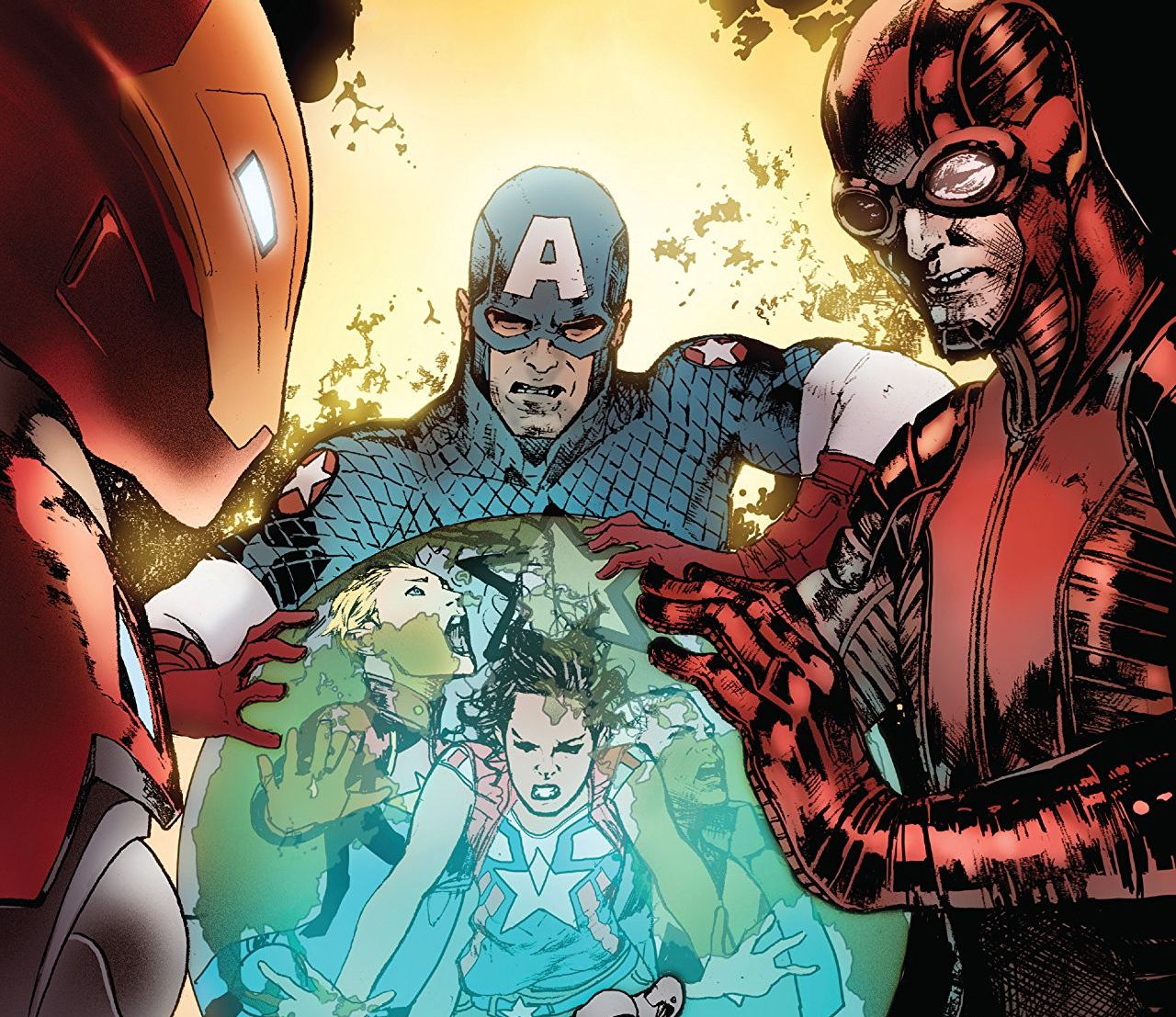 'Ultimates 2 Vol. 2: Eternity War' review: Proof Marvel has the most compelling creative cosmic content