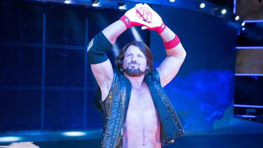 AJ Styles vs. Jinder Mahal for the WWE Championship announced for SmackDown Live - have Survivor Series plans changed?