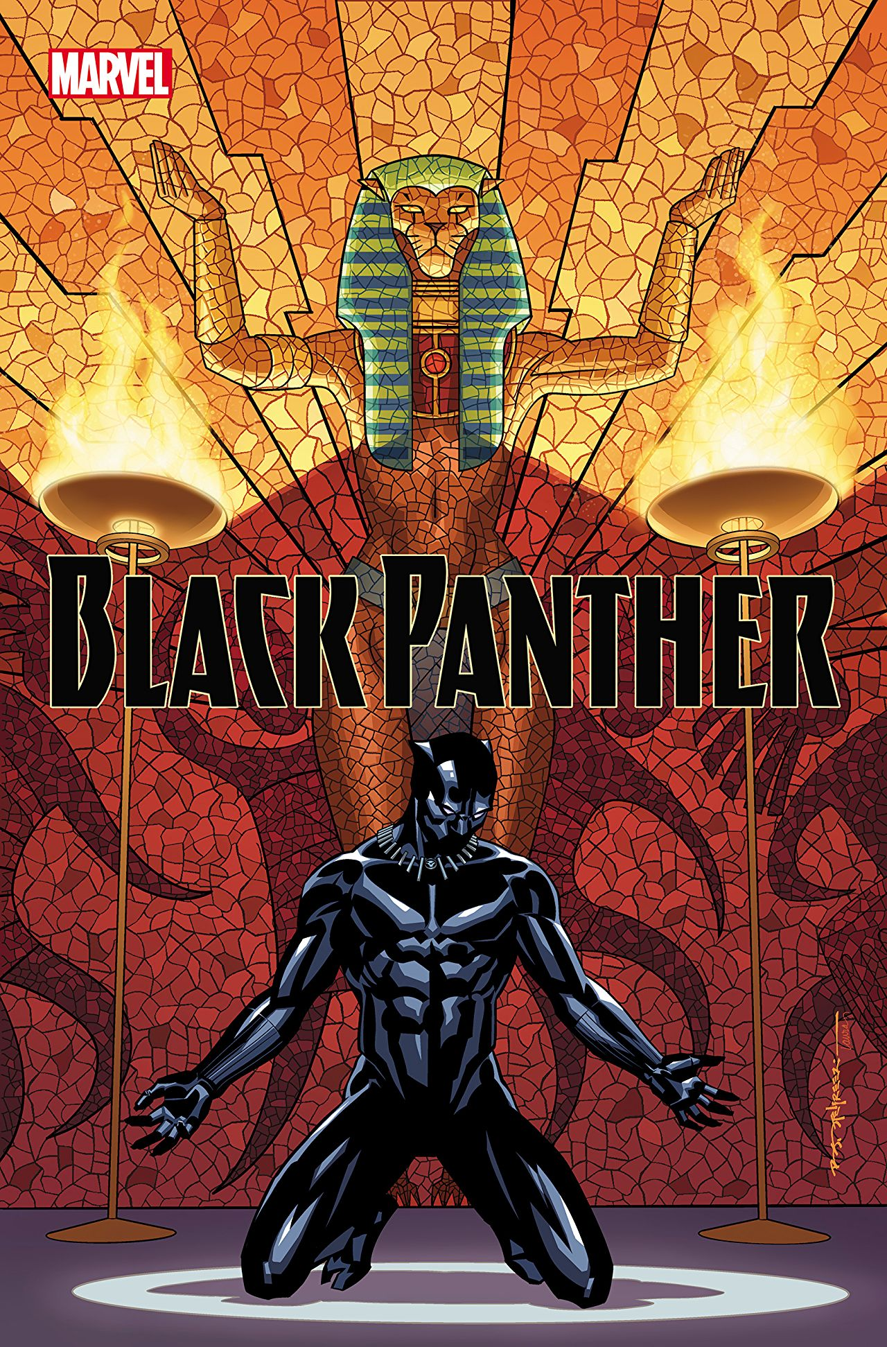 Black Panther Vol. 4: Avengers of the New World Part 1 review: a deep dive into the mythology behind the King of Wakanda