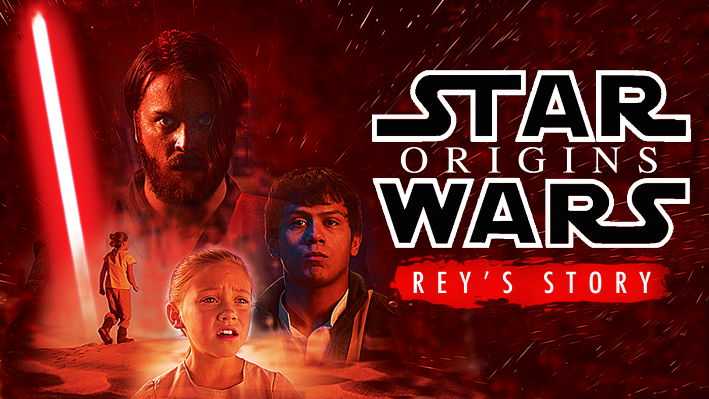 Interview with Robbie Bagley, director of the incredible 'Rey: A Star Wars Origin' fan film