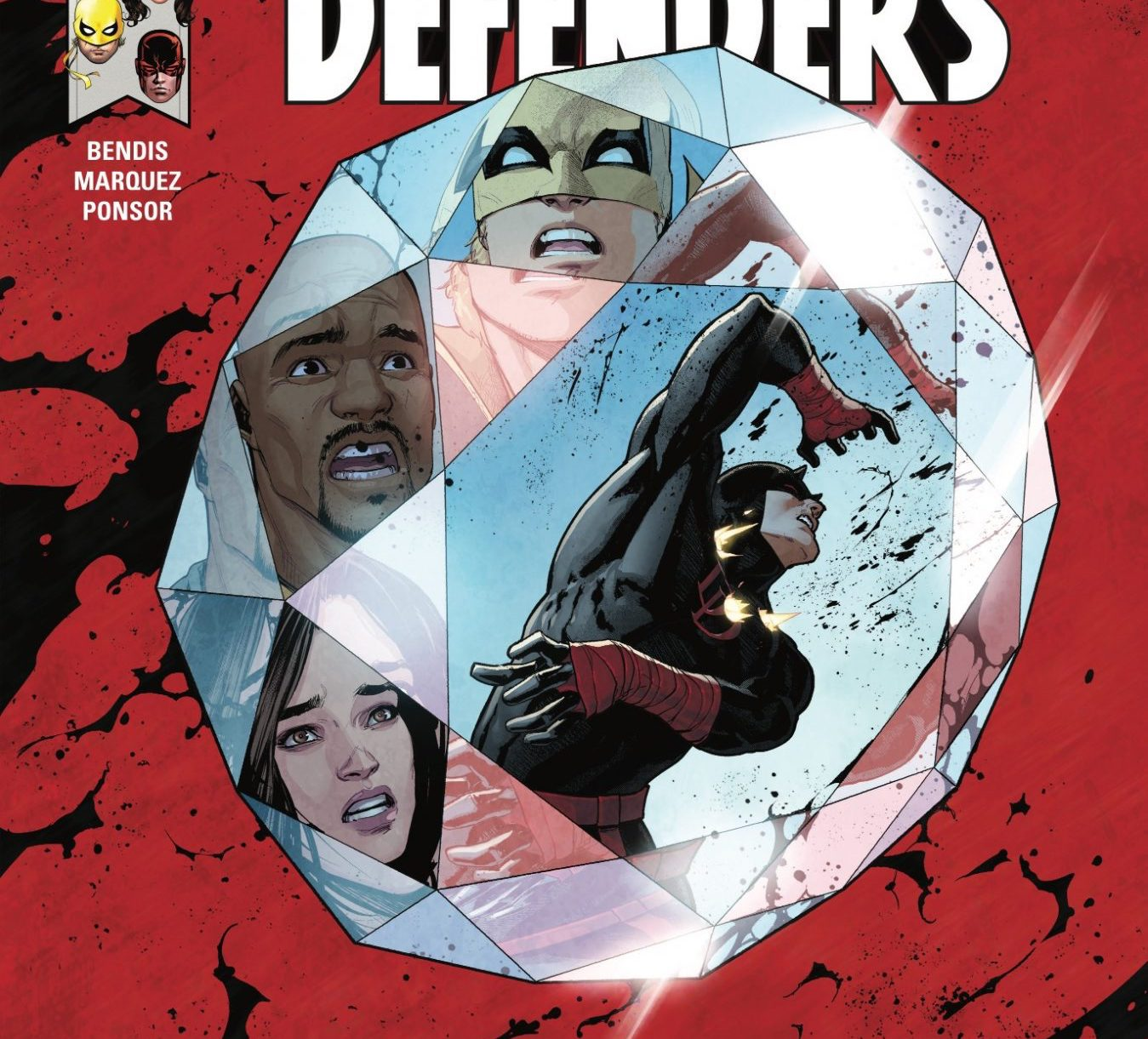 The Defenders #7 Review