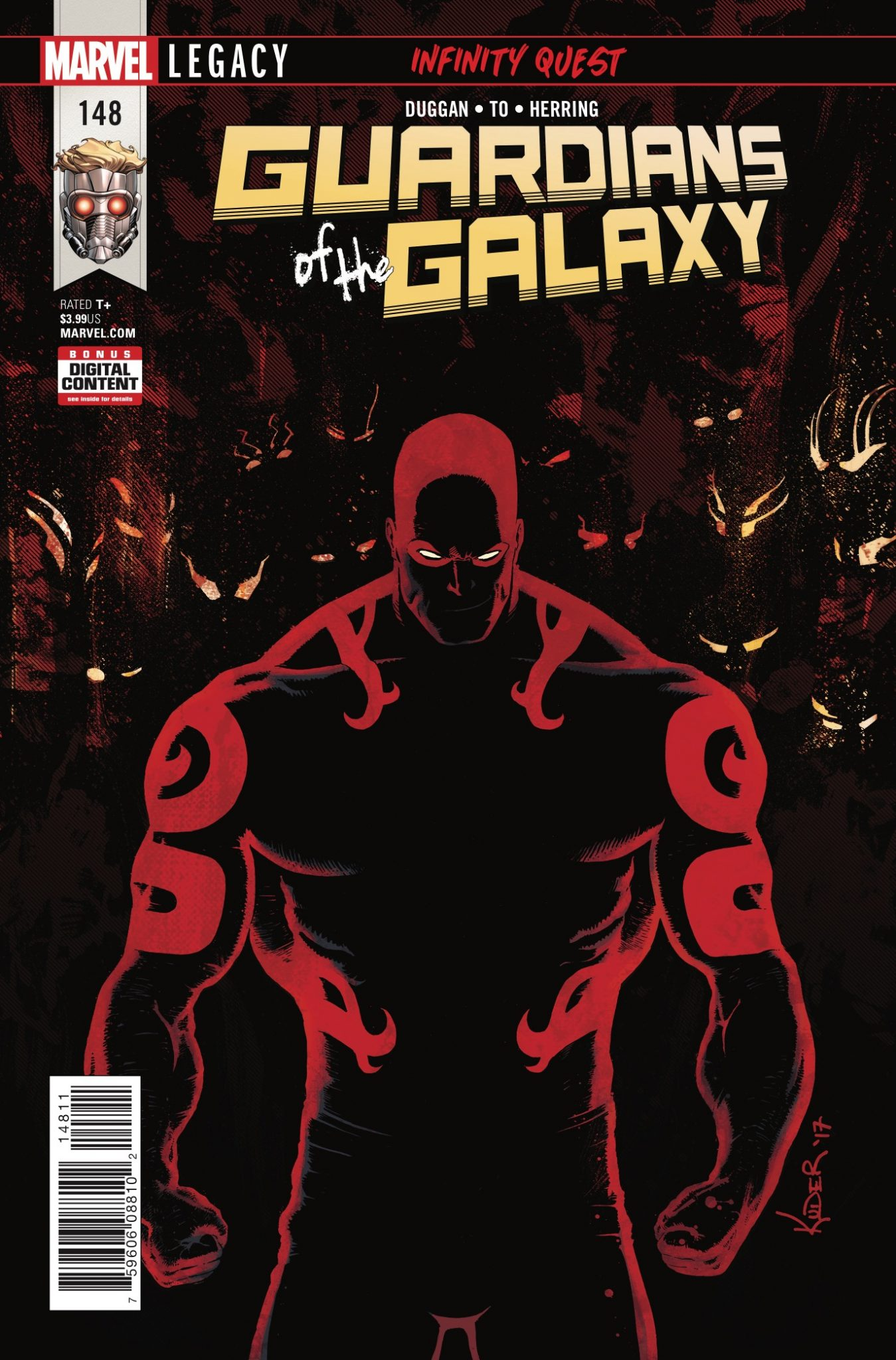 Marvel Preview: Guardians of the Galaxy #148