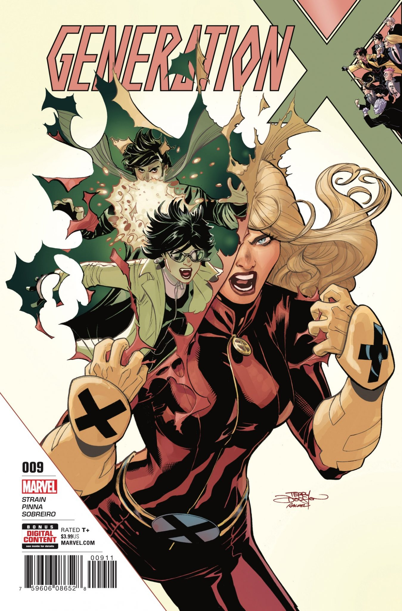 Marvel Preview: Generation X #9