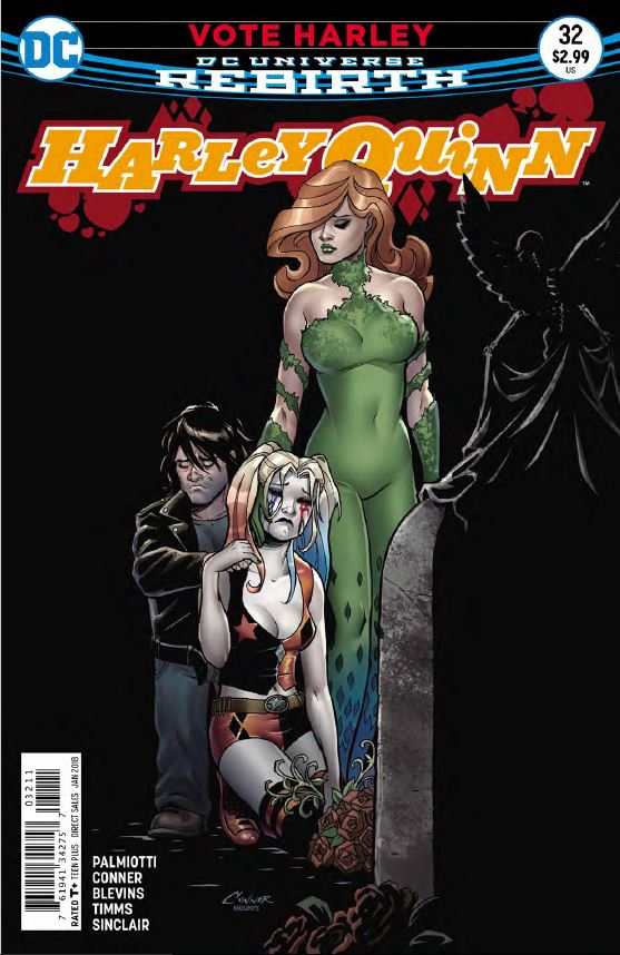 Harley Quinn #32 Review