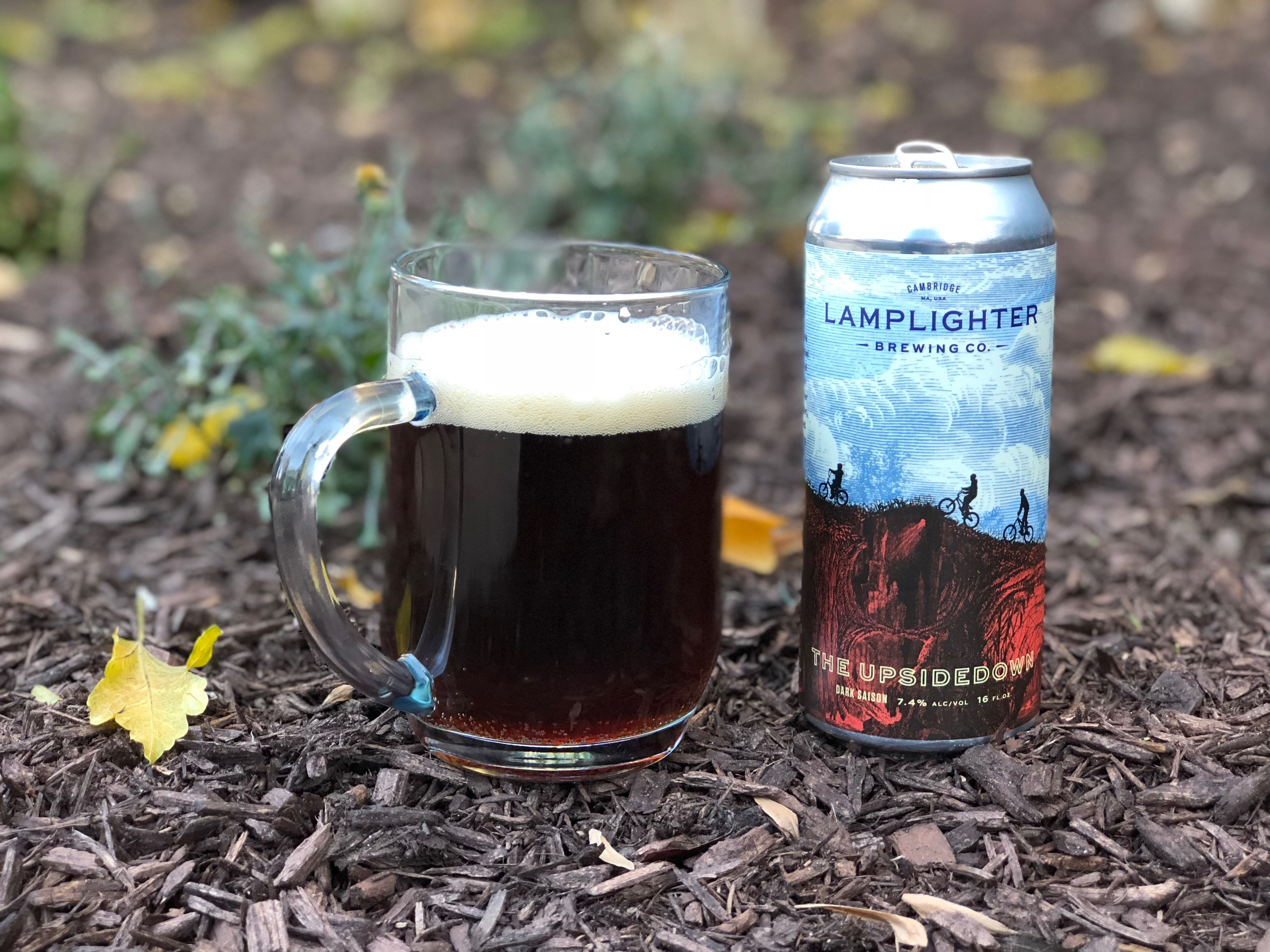 "Lamplighter Brewery releases Stranger Things themed beer, ""The Upsidedown"""
