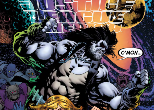 Justice League of America Annual #1 Review