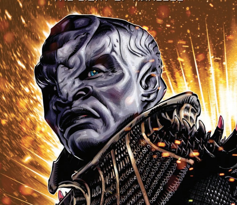 Star Trek: Discovery - The Light of Kahless #1 Review