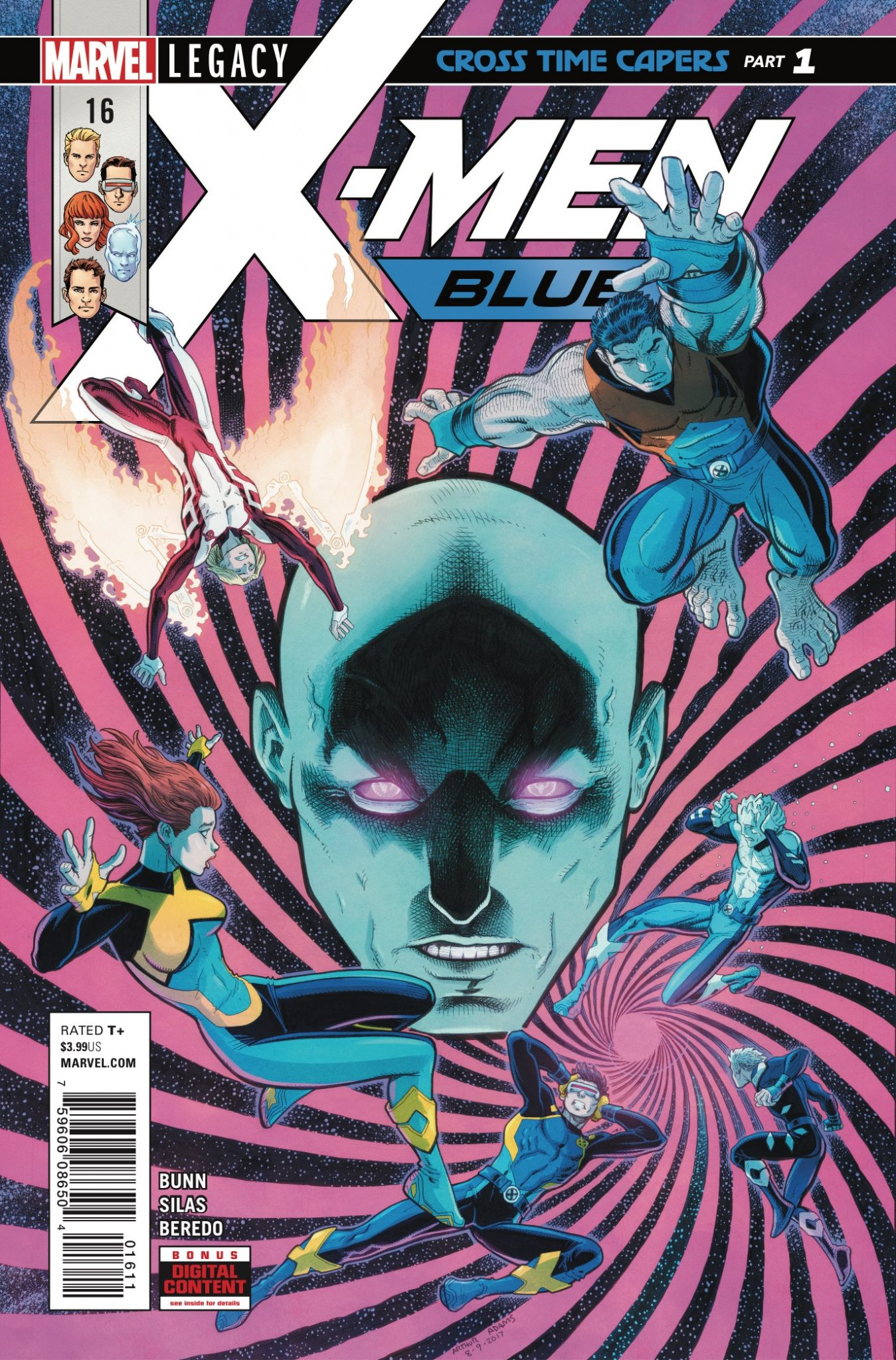 X-Men Blue #16 Review