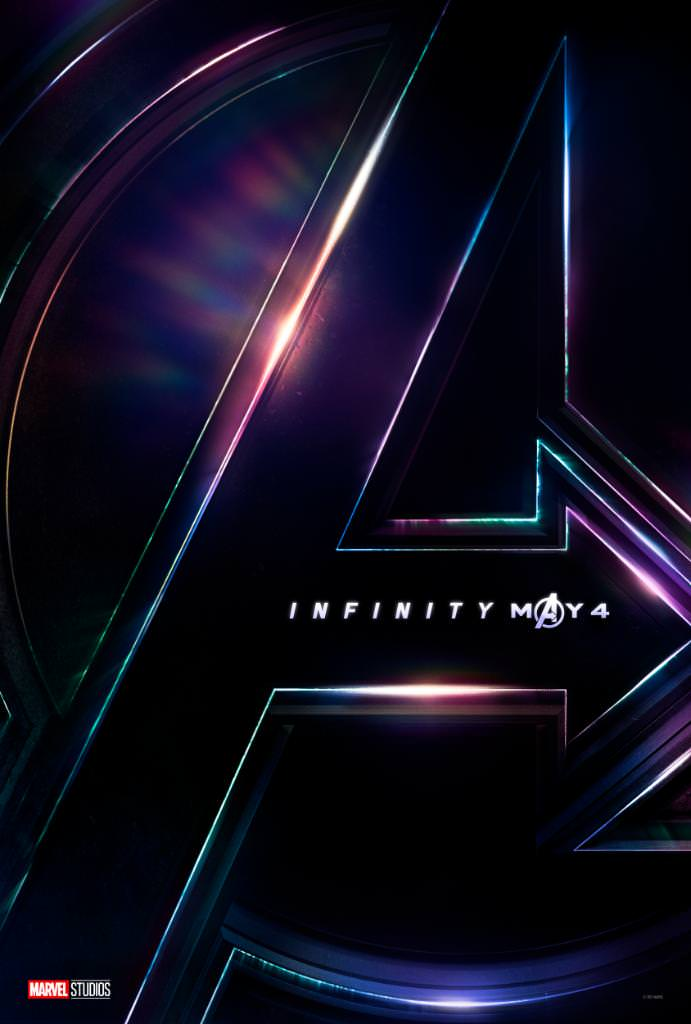 'Avengers: Infinity War' (2018) official poster released