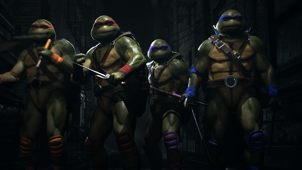 Injustice 2: The Atom, Enchantress, and the Teenage Mutant Ninja Turtles join the fight