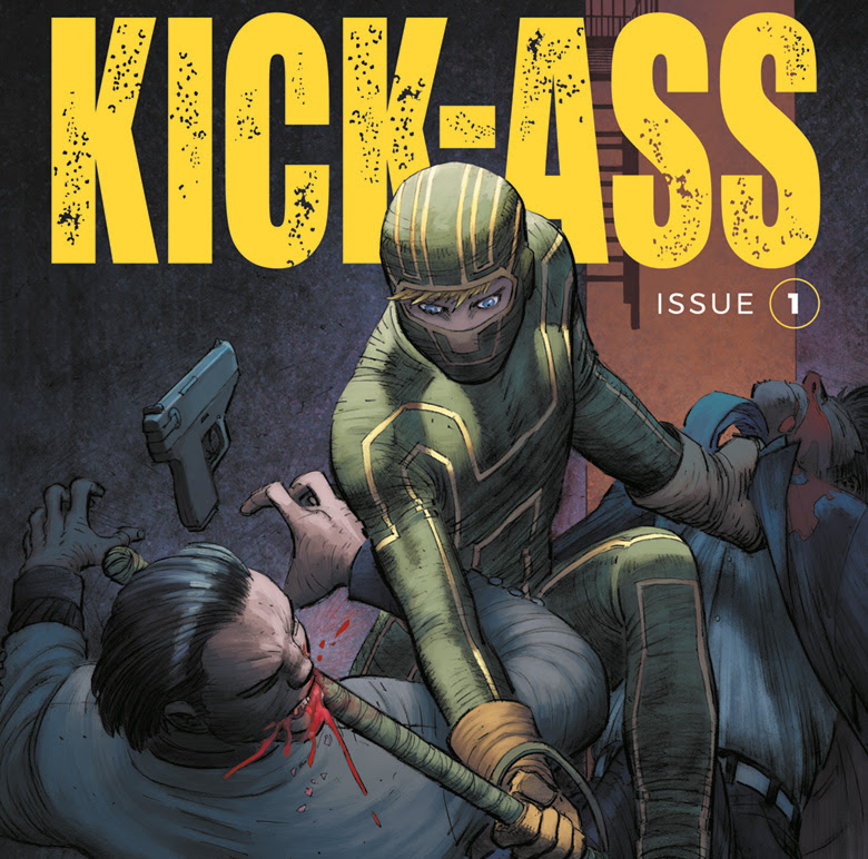 Marvel's Icon imprint loses 'Kick-Ass' as it finds a new home at Image Comics