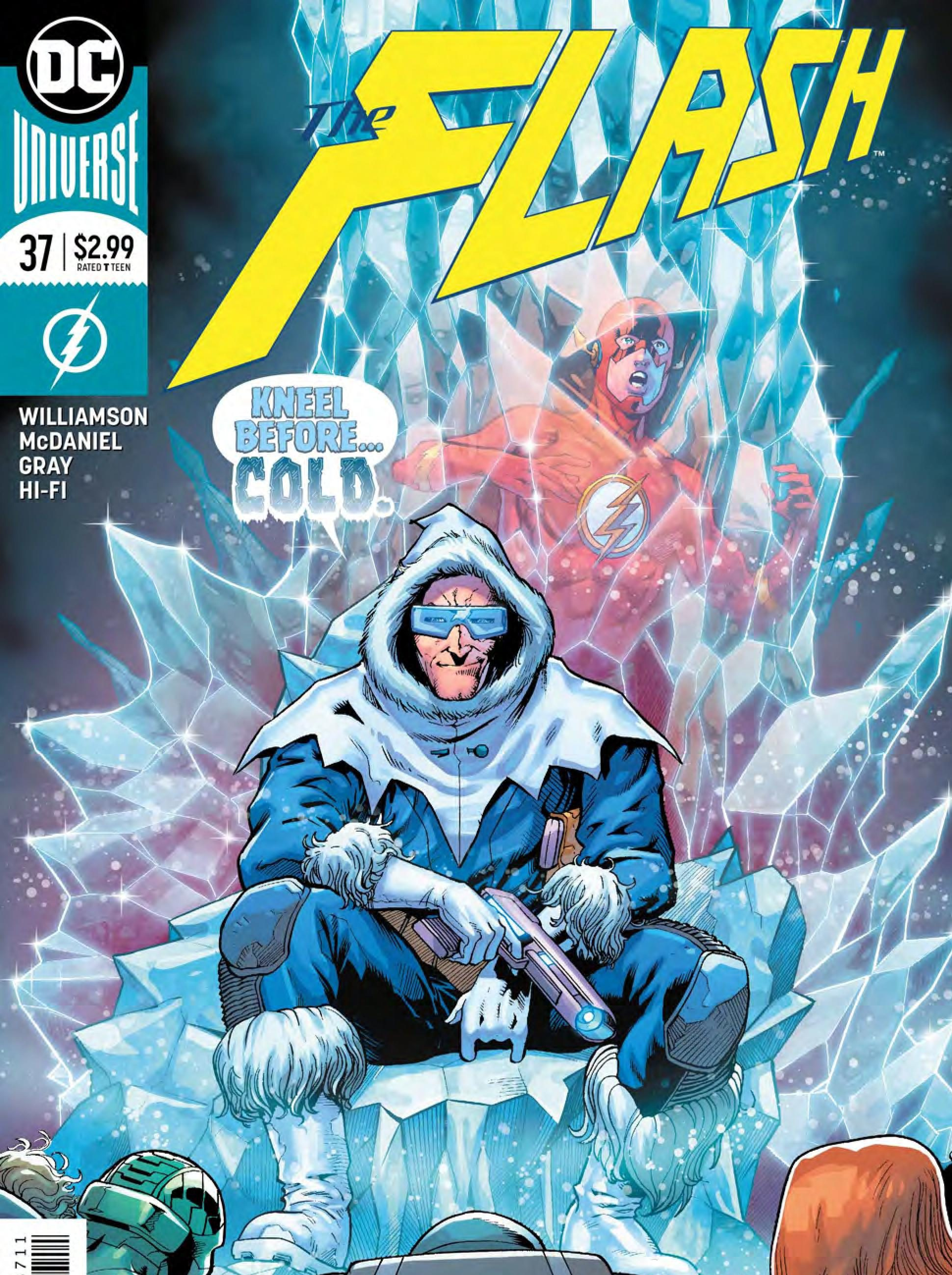 The Flash #37 Review