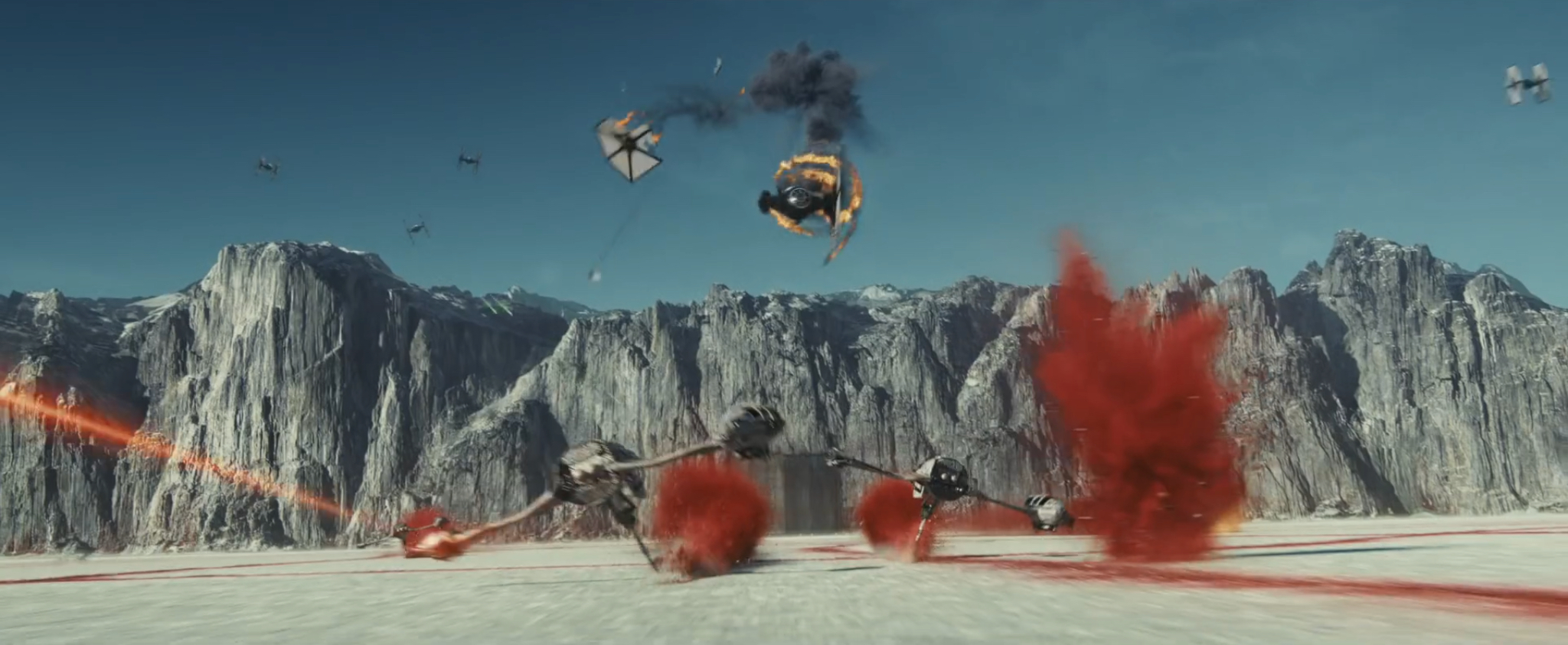 Reality Check: Geology of Star Wars: The Last Jedi's planet Crait