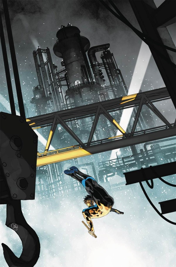 Nightwing #35 Review